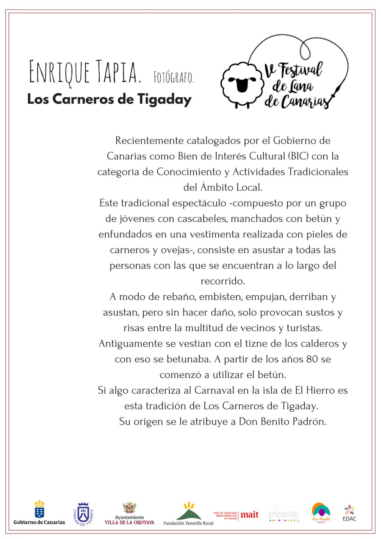Leyenda Los Carneros de Tigaday