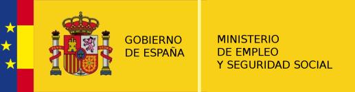 Logo Ministerio de Empleo y Seguridad Social